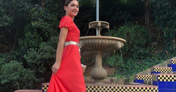 Consejos para vestir y combinar tu vestido a medida