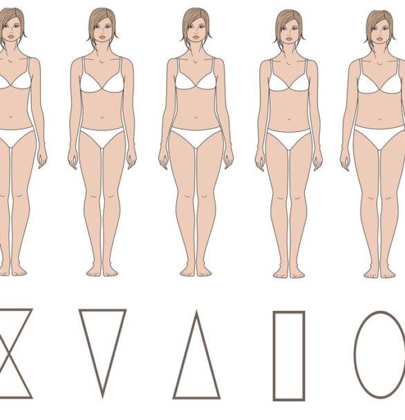 Cómo elegir el vestido ideal según nuestro cuerpo